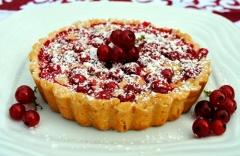 Смородина червона Джонкер Ван Тетс у випічці