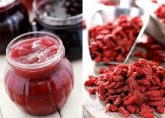 Варенье с ягод годжи
