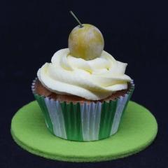 Слива біла Медова в десерті