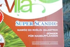 Добриво для хвойних рослин (весна-літо) Super Scandic Vila Yara, 1кг