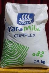 Универсальное комплексное удобрение Yara Mila COMLEX, 25кг