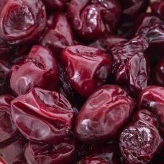 Вишня птичья Донецкая Красавица ягоды