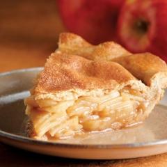Десерт яблочный